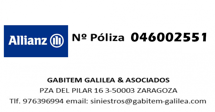 Póliza Seguro